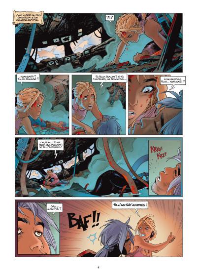Page 2 Les Naufragés d'Ythaq tome 13