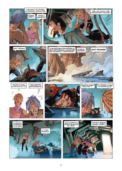 Page 3 Les Naufragés d'Ythaq tome 13