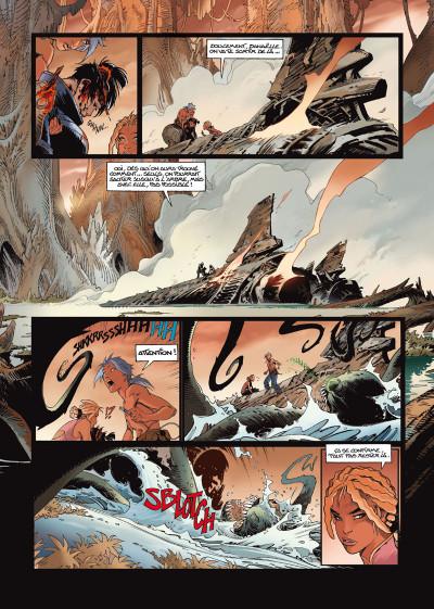 Page 4 Les Naufragés d'Ythaq tome 13