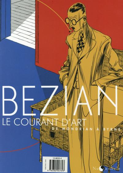 Dos Le Courant d'Art - De Byrne à Mondrian - De Mondrian à Byrne