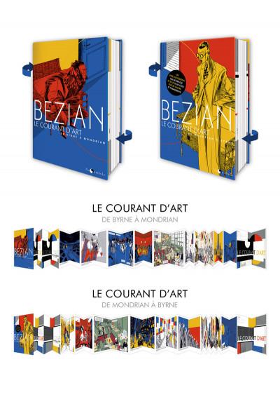 Page 1 Le Courant d'Art - De Byrne à Mondrian - De Mondrian à Byrne