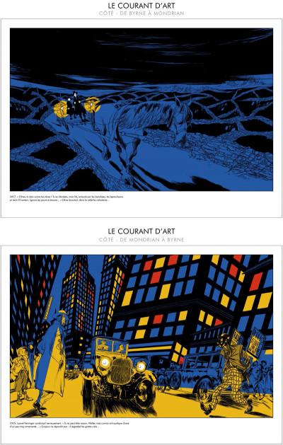 Page 2 Le Courant d'Art - De Byrne à Mondrian - De Mondrian à Byrne