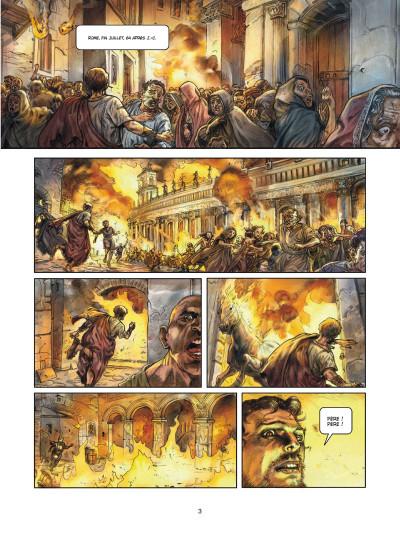 Page 1 L' aigle et la salamandre tome 1