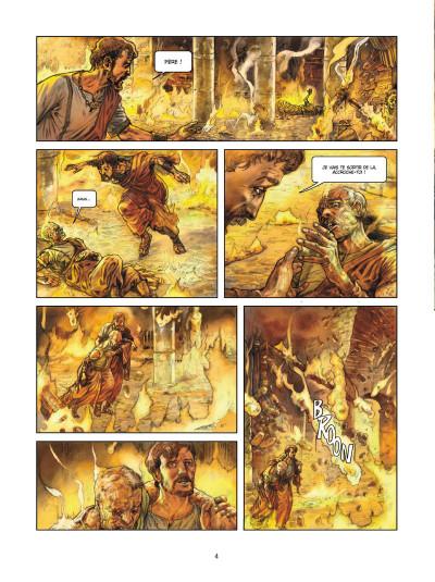 Page 2 L' aigle et la salamandre tome 1