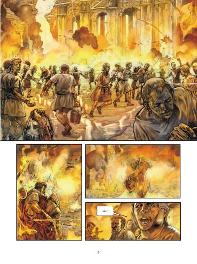 Page 3 L' aigle et la salamandre tome 1