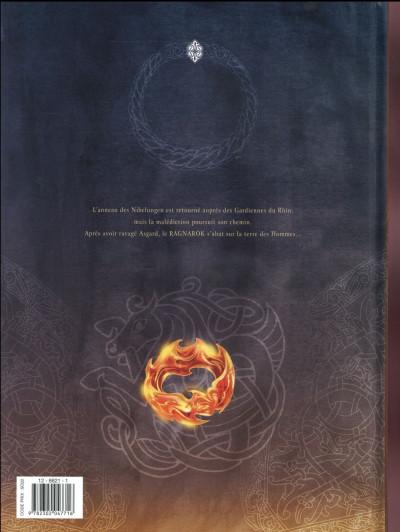 Dos Le crépuscule des dieux tome 9