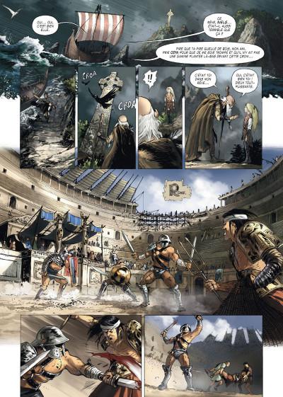Page 2 Le crépuscule des dieux tome 9