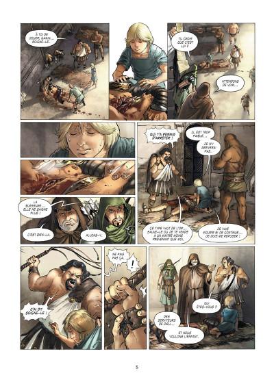 Page 3 Le crépuscule des dieux tome 9