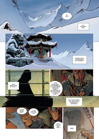 Page 1 Senseï tome 2