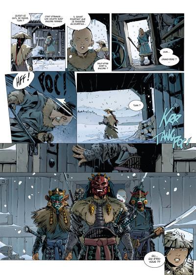 Page 3 Senseï tome 2