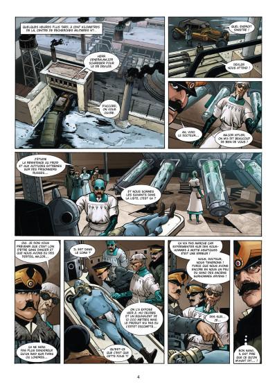 Page 2 Wunderwaffen présente Zeppelin's war tome 2