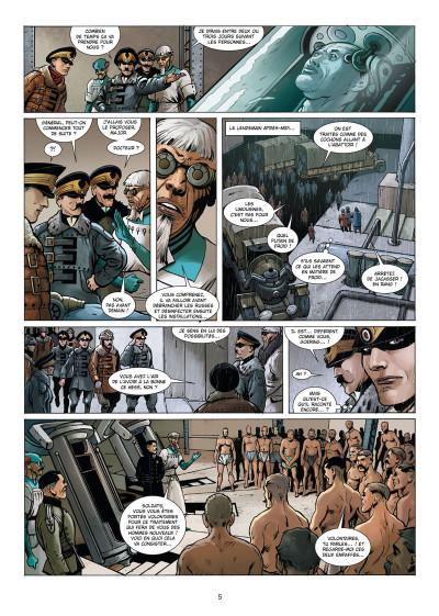 Page 3 Wunderwaffen présente Zeppelin's war tome 2