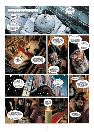 Page 4 Wunderwaffen présente Zeppelin's war tome 2