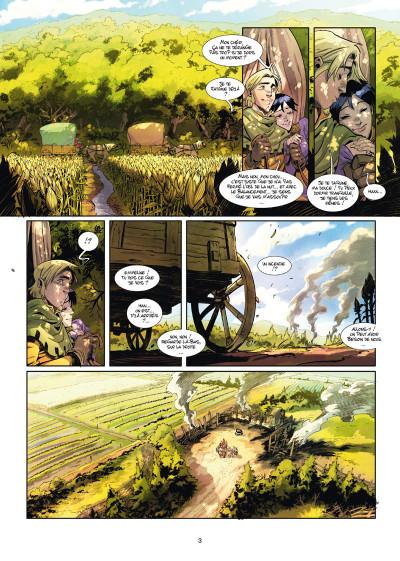 Page 1 Les Enquêtes du Misterium tome 2
