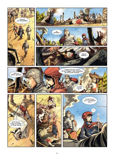 Page 2 Les Enquêtes du Misterium tome 2