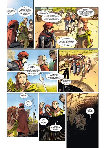 Page 3 Les Enquêtes du Misterium tome 2