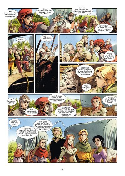 Page 4 Les Enquêtes du Misterium tome 2