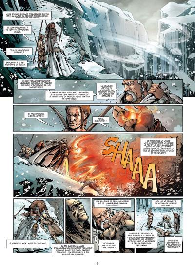Page 4 Les Maîtres inquisiteurs tome 3