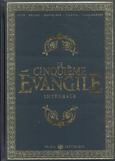 Couverture Le Cinquième Évangile - Intégrale tomes 1 à 4