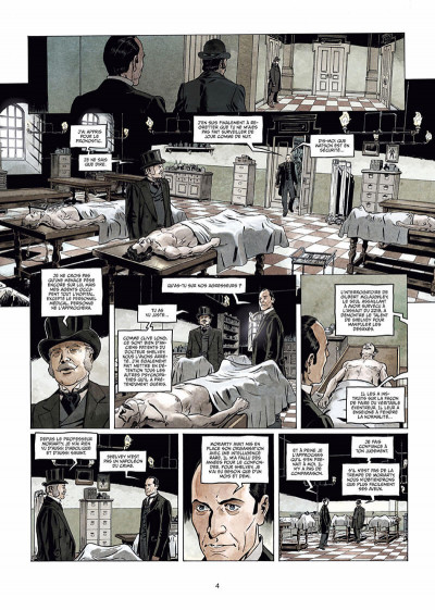 Page 5 Sherlock Holmes Society tome 3