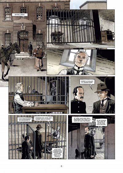 Page 7 Sherlock Holmes Society tome 3