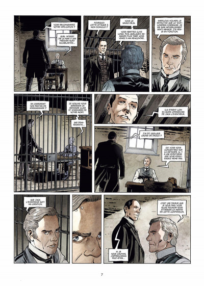 Page 8 Sherlock Holmes Society tome 3