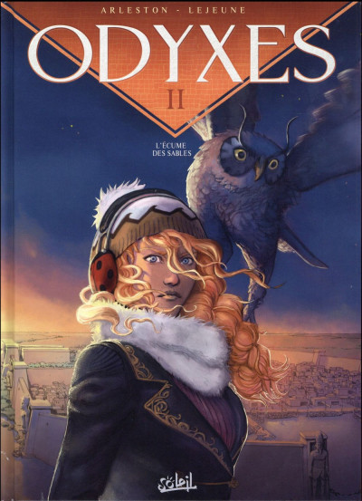 Couverture Odyxes tome 2