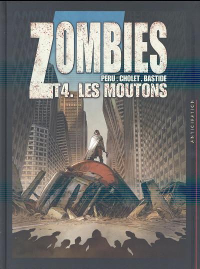 image de Zombies tome 4 - Les Moutons