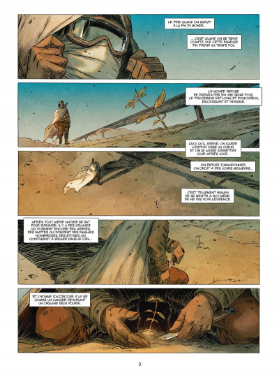 Page 1 Zombies tome 4