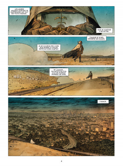 Page 2 Zombies tome 4