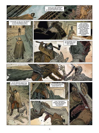 Page 3 Zombies tome 4