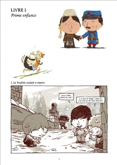 Page 2 Le Cheval d'orgueil