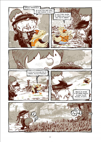 Page 5 Le Cheval d'orgueil