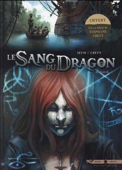 image de Le sang du dragon tome 10 - Lilith