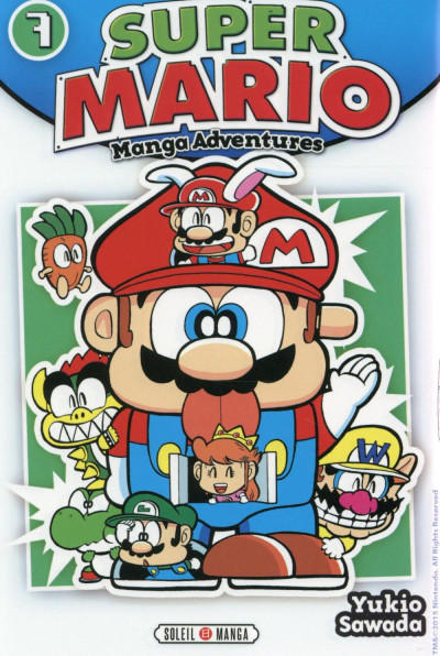 image de Super Mario - Manga Adventures tome 7