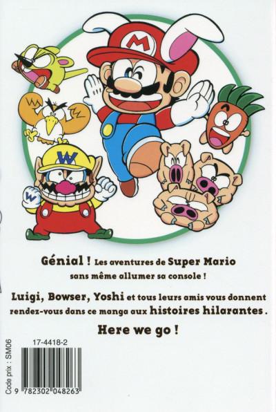 Dos Super Mario - Manga Adventures tome 7