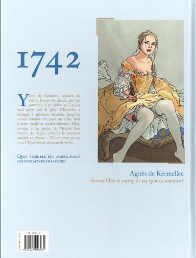 Dos L'épervier tome 9
