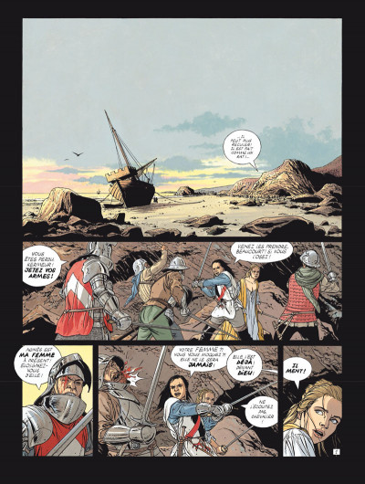 Page 1 L'épervier tome 9