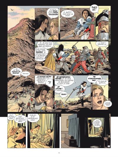 Page 2 L'épervier tome 9