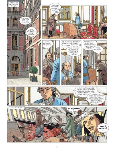 Page 3 L'épervier tome 9