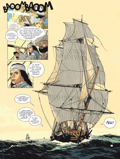 Page 4 L'épervier tome 9