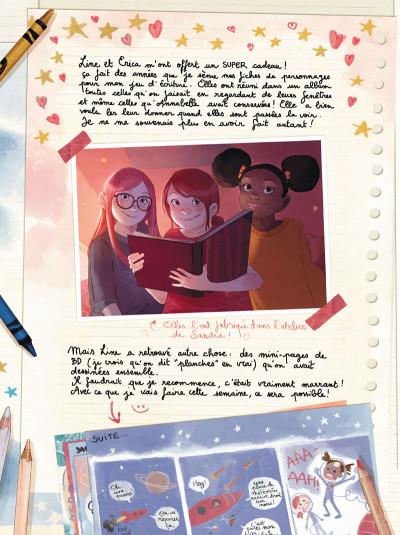 Page 2 Les carnets de Cerise tome 4