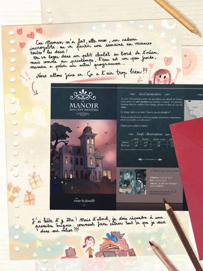 Page 3 Les carnets de Cerise tome 4