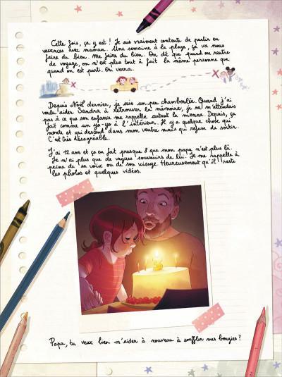 Page 4 Les carnets de Cerise tome 4