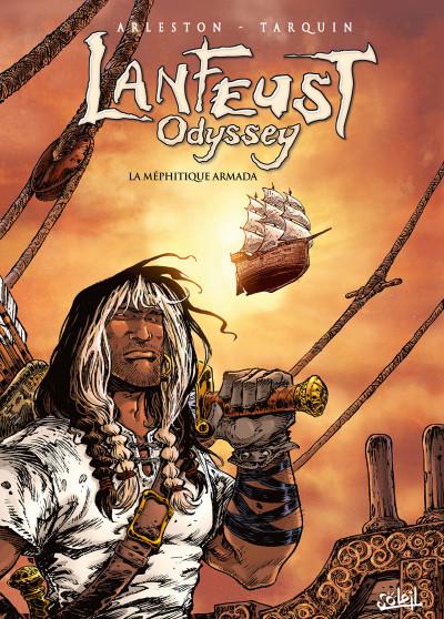 image de Lanfeust Odyssey tome 7 - La Méphitique Armada