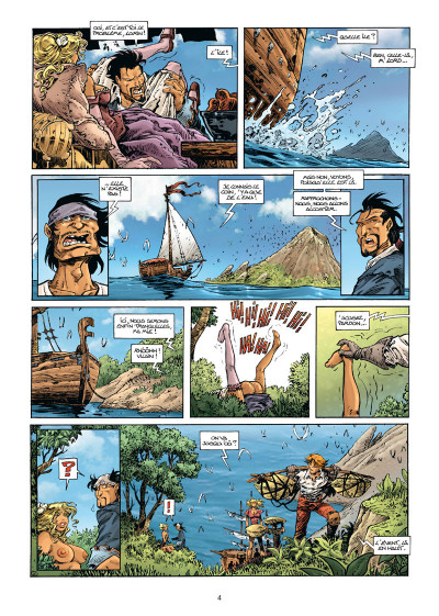 Page 2 Lanfeust Odyssey tome 7