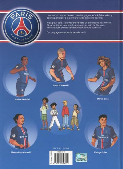 Dos PSG Academy tome 6