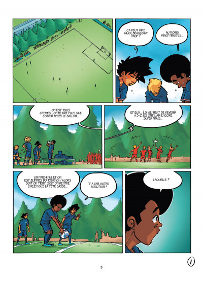 Page 1 PSG Academy tome 6