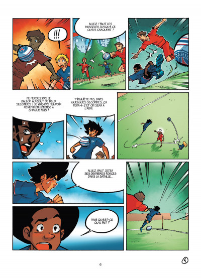 Page 4 PSG Academy tome 6