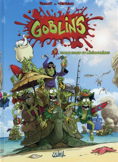 image de Goblin's tome 9 - Sable chaud et légionnaires